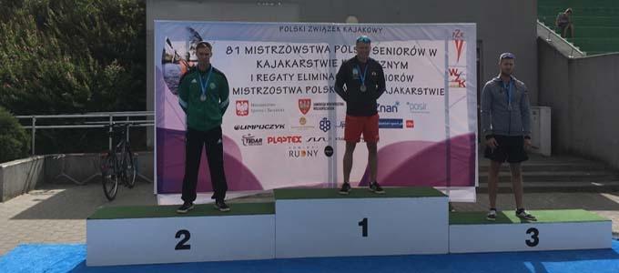 Mistrzostwa Polski Seniorów w Kajakarstwie Klasycznym oraz Regaty Eliminacyjne Seniorów w Kajakarstwie Klasycznym